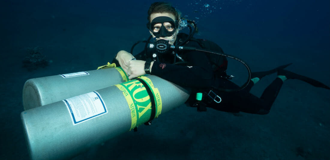 PADI Nitrox Course Package