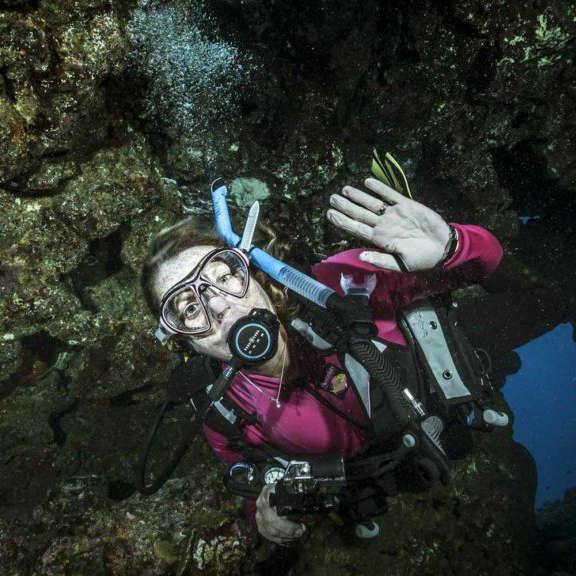 Best scuba dive Maui