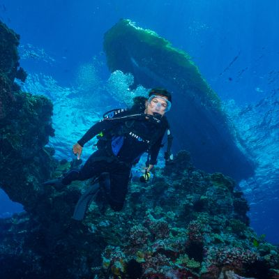 Best Lanai Cathedral Dive