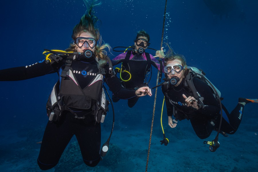 Scuba Diving Lessons for Beginners on Maui