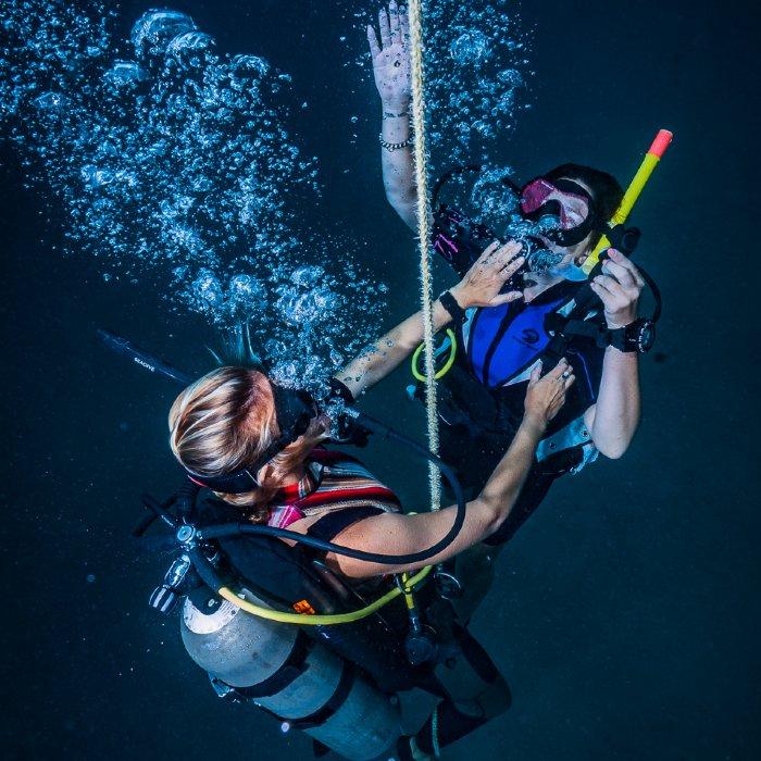 PADI Open Water Certification Maui