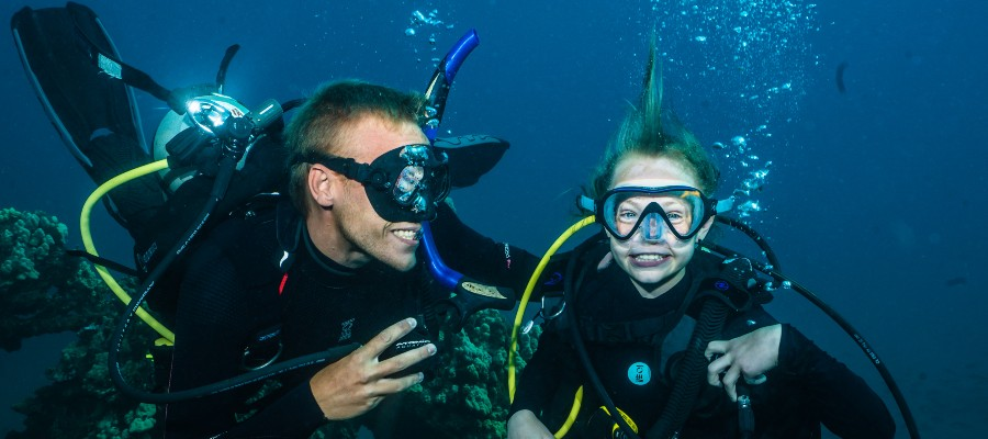 diving for beginners maui